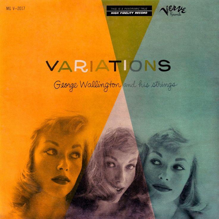 George Wallington Variations 1954 Musical Images