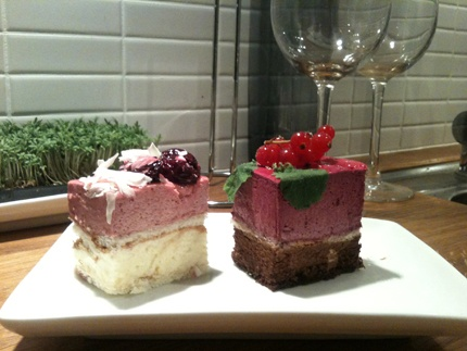 Dessertdragens Kageværksted - bryllupskage