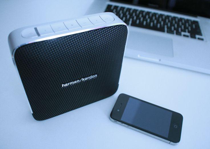 Sound Check - Harmon Kardon Esquire Speaker