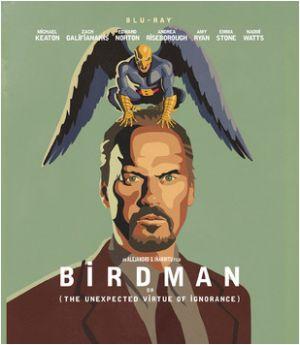 Tú eliges la carátula de Birdman