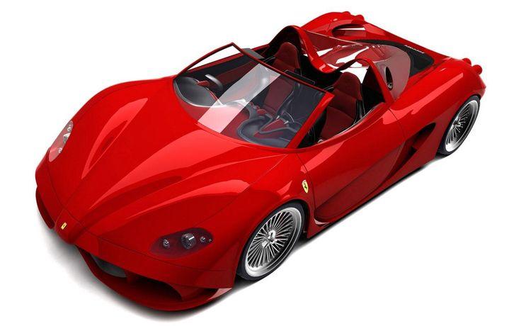 Ferrari Future Auto Concept
