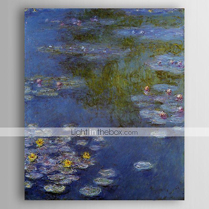 Billede - 750 kr. - http://www.lightinthebox.com/da/haand-malede-landskab-oliemalerier-moderne-et-panel-canvas-hang-painted-oliemaleri-for-hjem-dekoration_p5260885.html?category_id=2030&prm=1.2.1.4