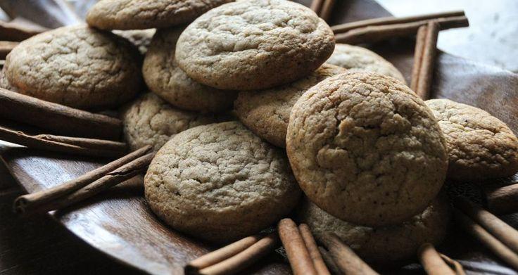 Μπισκότα με κανέλα