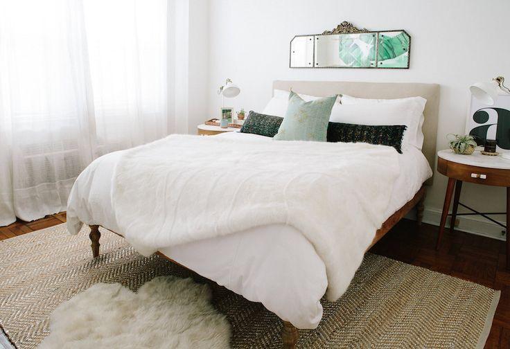 + bedroom // calm / Washington D.C. Apartment Tour