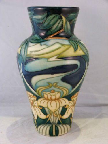 146 best Moorcroft Pottery images on Pinterest   Porcelain, Jars and ...