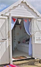 ~ Betty Beach Hut ~ West Mersea, Essex ~ England ~ UK ~