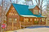 Smoky Mountains Honeymoon Cabin | Affordable Gatlinburg Cabin- twin beds, no view.. 130 something/night