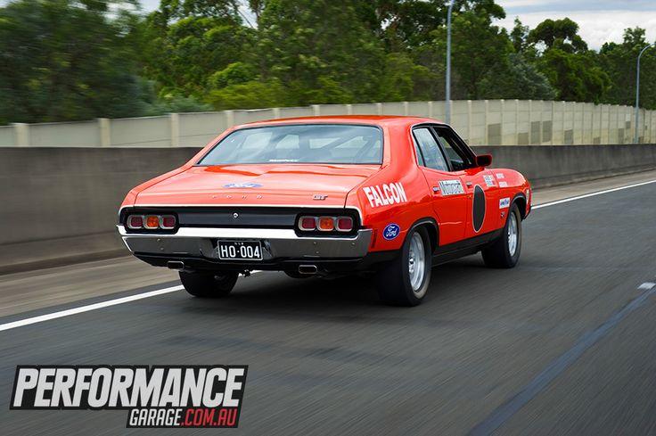 FACTORY RACER '72 XA GTHO | Performance Garage – V8, HI-TECH, MUSCLE, IMPORT, HOTROD, EXOTIC, RACE, CUSTOM