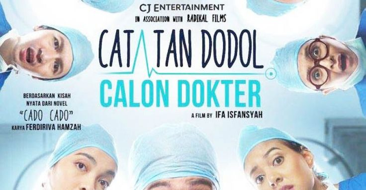 Drama Komedi Catatan Dodol Calon Dokter
