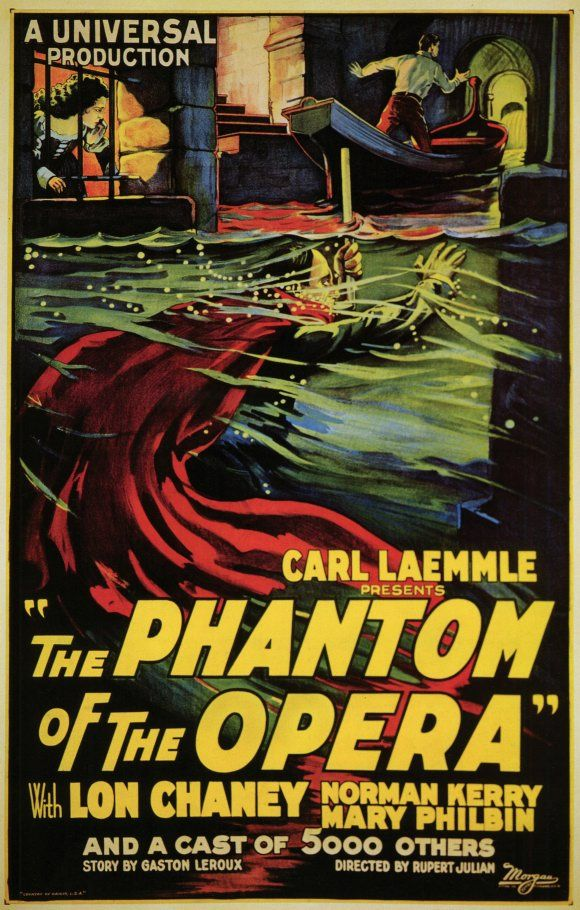 One of the Original classics! Although it's a silent film, it's still worth checking out!