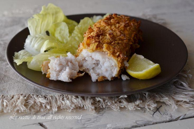 Merluzzo al forno impanato un secondo di pesce gradito anche dai bambini