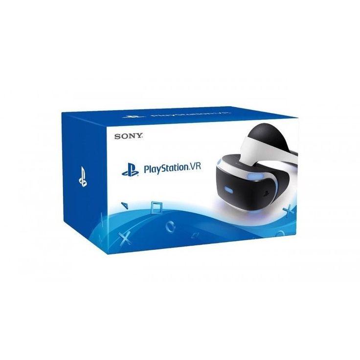 Este es solo el principio de una serie de súper ofertas de The Shop Gamer en eBay durante esta semana y hasta el próximo lunes. PlayStation VR por solo 389,95€ con envío rápido y GRATIS. De nuevo, solo hasta el lunes o hasta agotar existencias ¡corre!