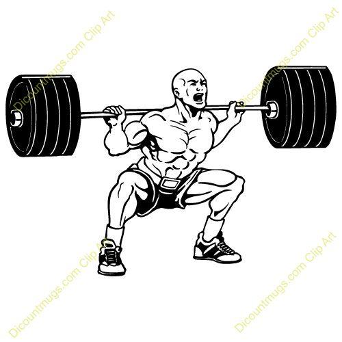 50 best images about svg strength on pinterest clip art weight lifter clip art free weightlifting clip art