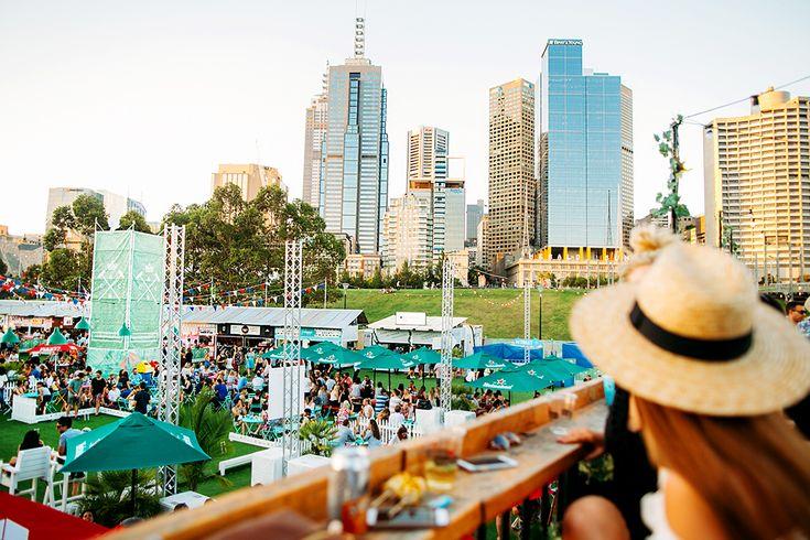 Royal Croquet Club - Melbourne