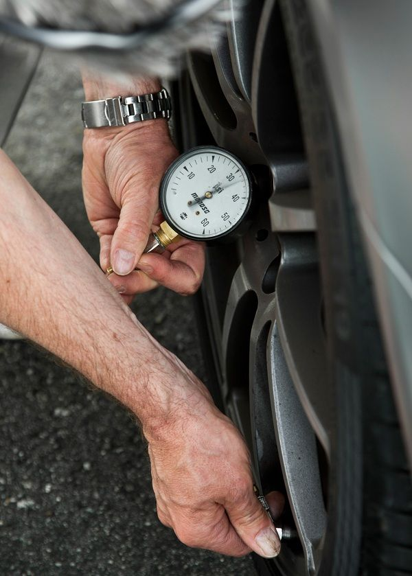 Check your Tire Pressure often. Not only for safety but to get the most gas mileage out of your tires.   www.autoelectricmn.com