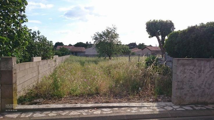 34290 Servian Residential building land - For Sale