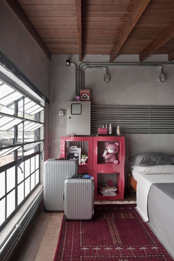 Apartment Bedroom Design best 25+ industrial bedroom design ideas on pinterest | industrial