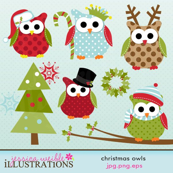 Best 25+ Christmas owls ideas on Pinterest | Owl tumblr, Owl art ...