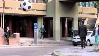 Volkswagen Gol Trend - Fútbol urbano, via YouTube.