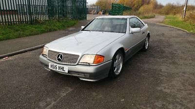 eBay: Mercedes 500SL R129 1991 year
