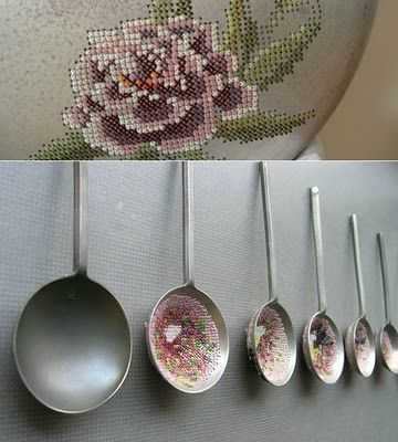 Severija Incirauskaite's Metal Embroidery