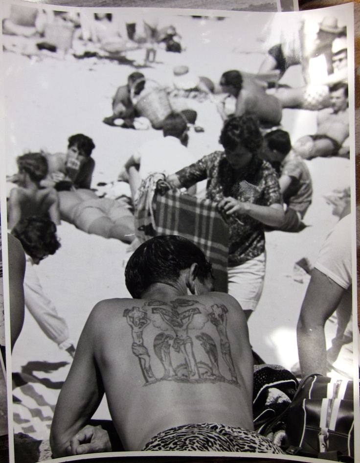 60s Bondi Beach