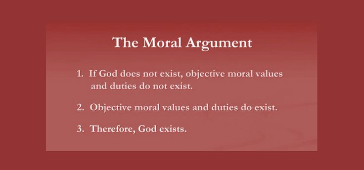 """By Ajit Krishna Dasa An interesting and persuasive argument for the existence of God is The Moral Argument (also called The Axiological Argument. Axio means """"value""""). The argument can b…"""