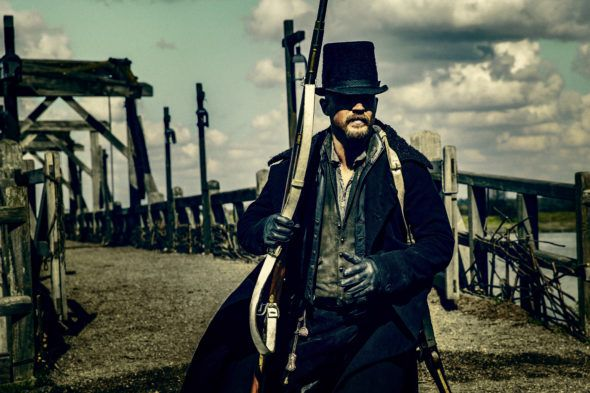 Tom Hardy's #Taboo TV show is renewed for season two on FXNetwork. Have you watched season one? Did you like it?