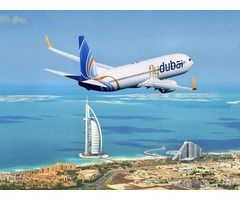 Discounted Air Tickets for Fly Dubai
