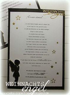 weihnachtsengel gedicht text unter. Black Bedroom Furniture Sets. Home Design Ideas