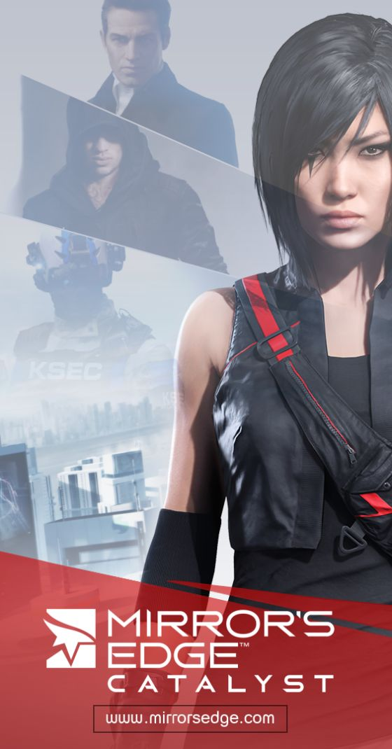 1000+ ideas about Mirror's Edge on Pinterest | Video games ...