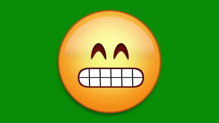Embarrassed Emoji Pop Stupid Raisins