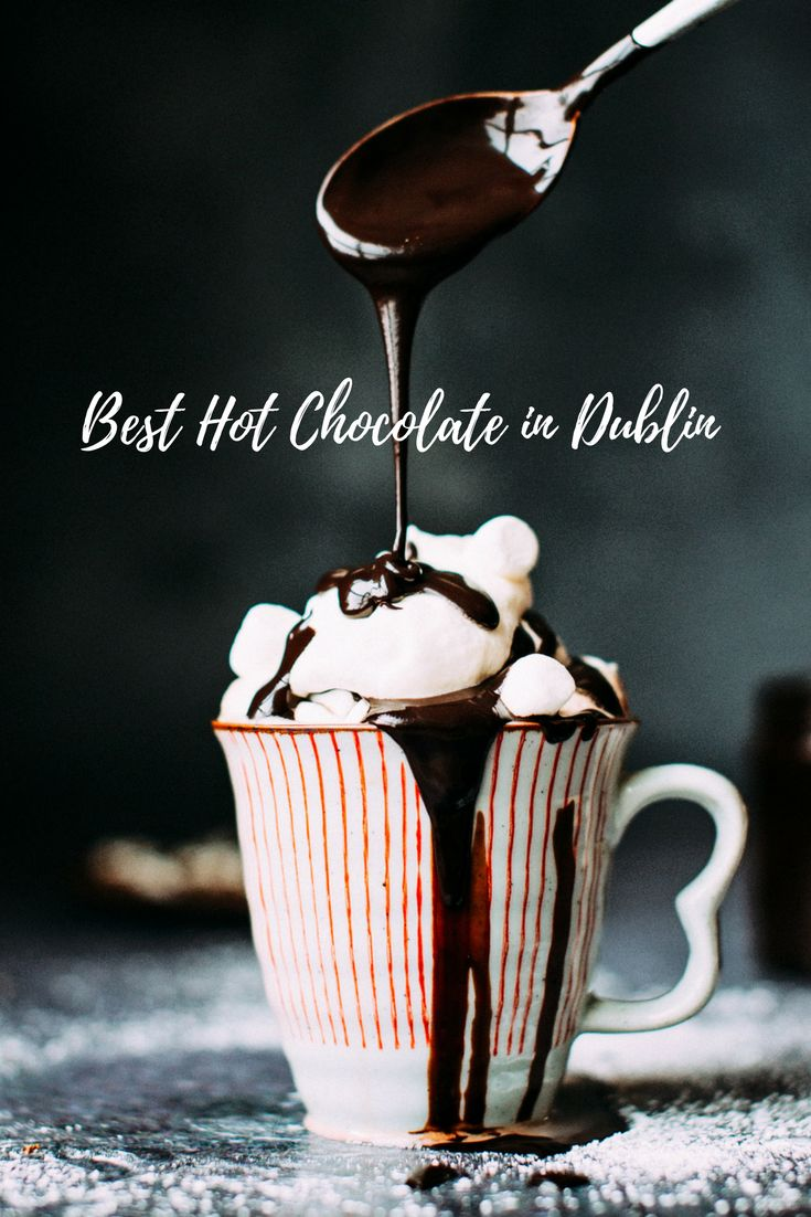 When it comes Christmassy treats, hot chocolate has to be close to the top. We've trawled the streets for the best hot chocolate in Dublin.