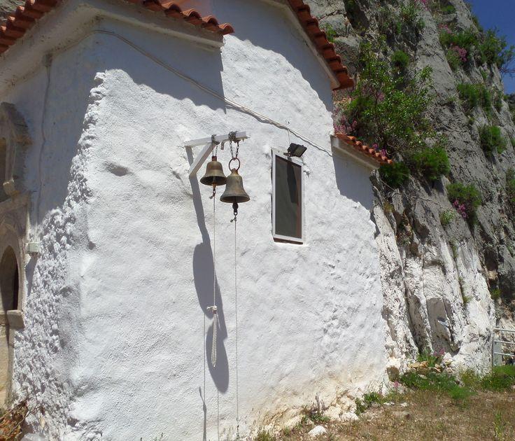 Saint Marina church-12th century-Avlonas Attica