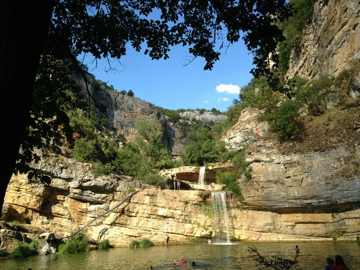 Ujëvaret e Mirushës (Mirusha Waterfalls) in Klinë, Kosovë