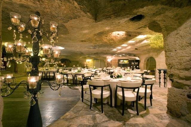 Ristoranti - Servizi - MASSERIA TORRE COCCARO Hotel 5 stelle lusso in Puglia