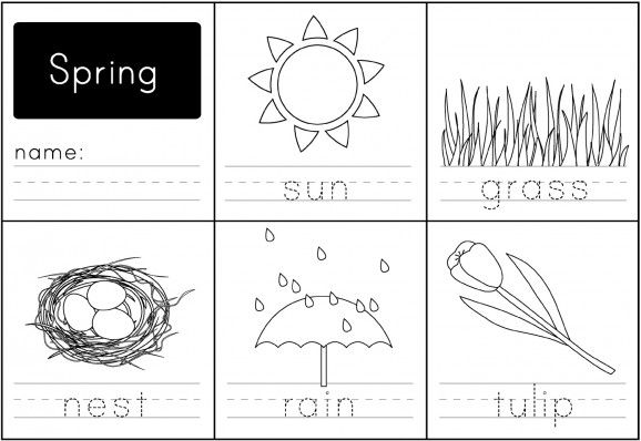 Practice Tracing/spelling, ABC Order, Write