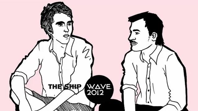 Intervista a TheShip by W.A.VE. 2012. W.A.VE. Workshop estivi di progettazione dell'università Iuav di Venezia.