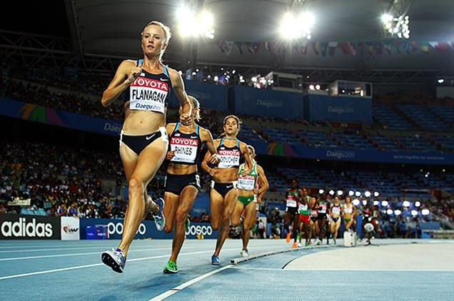 #Olympic Marathoner Shalane Flanagan: How a long, fast run powers her quest for the Gold