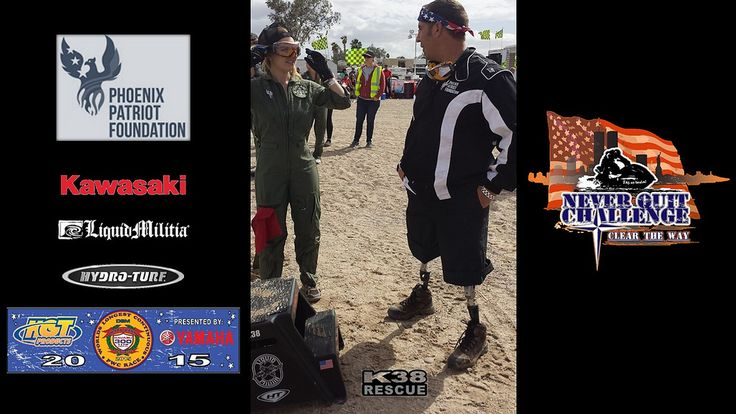 https://flic.kr/p/rc7KgQ   2015 Never Quit Challenge 300 - Phoenix Patriot Foundation   Race day on February 28th meant a lot to each of us indvidually and collectively our ethos and mission was set on Veterans Helping Veterans and remembering our fallen. These kind of activities help us engage with a positive diretion and community support to benefit all of the Phoenix Patrtiot Foundation out reach NQC programs.  Preparing our Veteran Race Teams: Our NQC Team prepared professionally for…