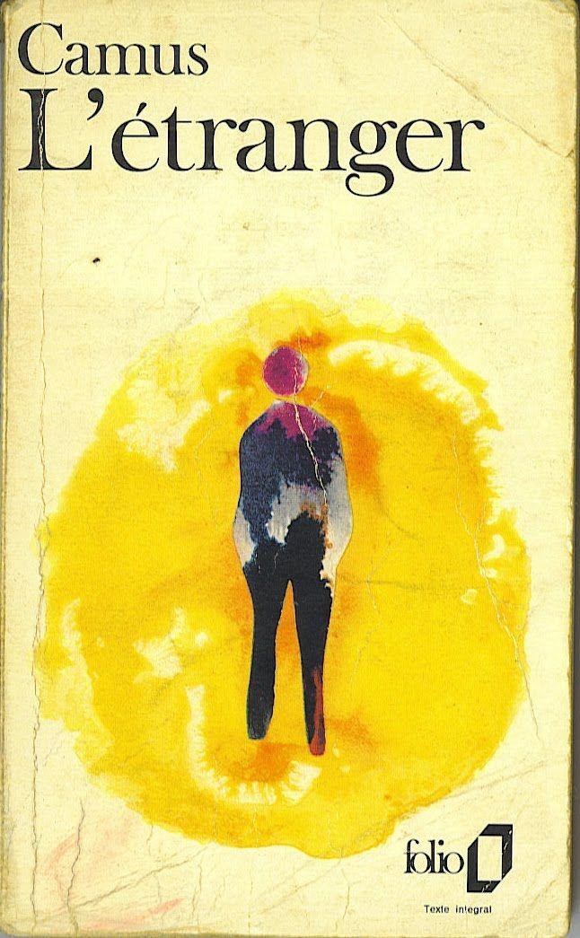 Albert Camus - L'étranger. The first book I read in French and loved and understood. Brilliant.