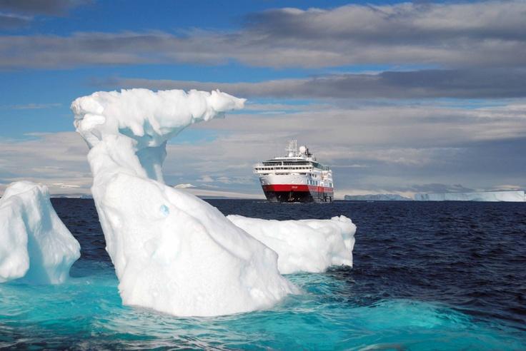 Croisière Antartic