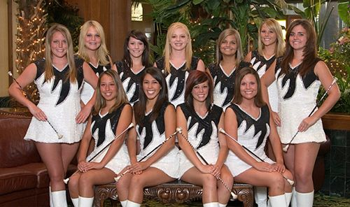 MojoLand - Permian High School Majorettes (Odessa, Texas)