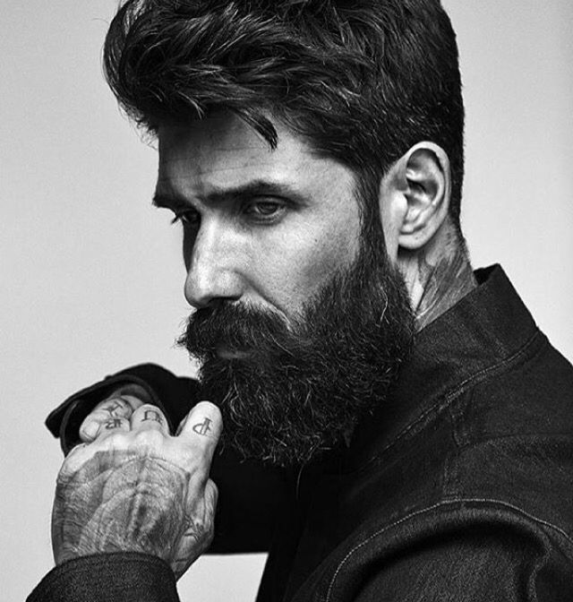 Brilliant 1000 Images About Awesome Beard Styles For Men On Pinterest Short Hairstyles For Black Women Fulllsitofus