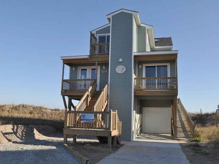 House vacation rental in North Topsail Beach