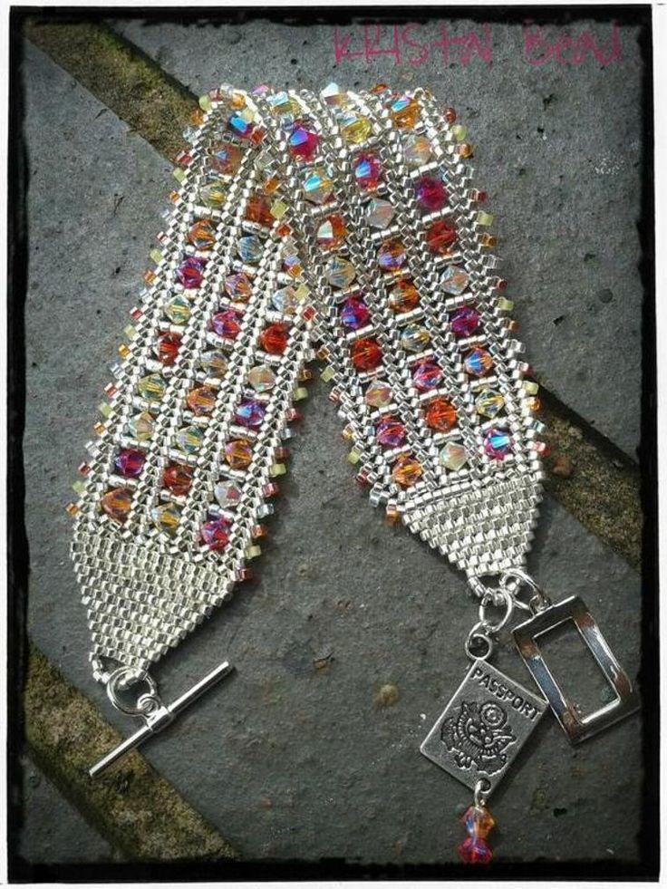 Ande bracelet | Craftsy