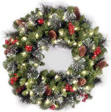 This collection of DIY Christmas wreaths will provide you with plenty of ideas to decorate your home. Whatever your taste, one of these wreaths will appeal.