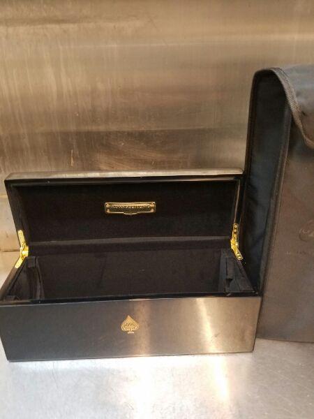 ★アルマンドブリニャクブラン金の空き箱、専用ケース/ドンペリ_画像2