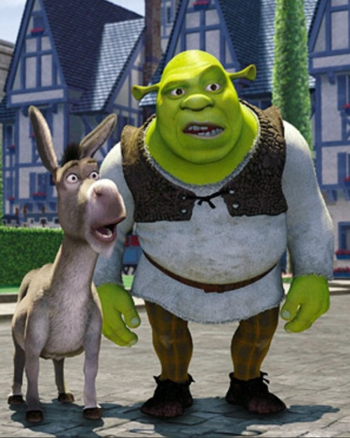 Shrek 2 Cartoon Characters : Best images about shrek on pinterest donkeys