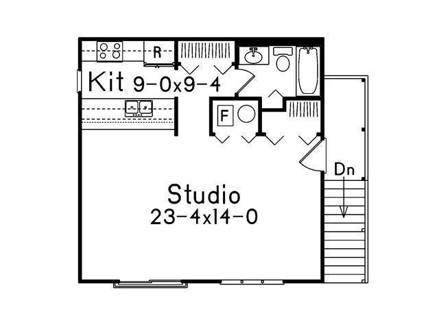 287 best images about Small Space Floor Plans on Pinterest | One ...